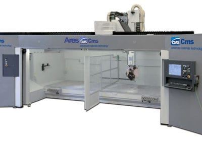 CMS-ARES-5-Axis-Machining