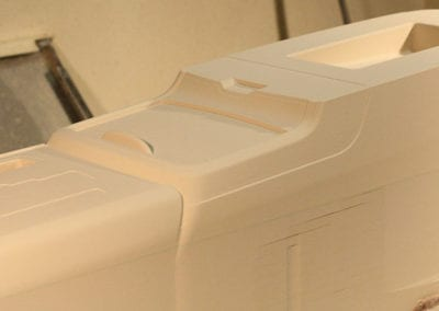 CNC-Foam-Center-Console-Milling